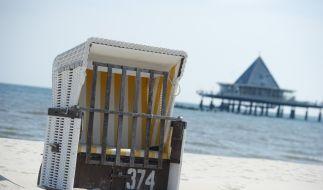 Beliebtes Urlaubsziel bei hiesigen Politikern in diesem Jahr ist die Ostsee. (Foto)