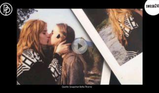 Bella Thorne lesbisch?