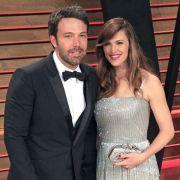 Ben Affleck und Jennifer Garner bei den Oscars im März 2014. Zehn Jahre galten die beiden Schauspieler als das Traumpaar Hollywoods. (Foto)