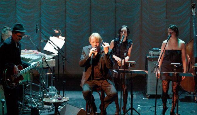 Ben Becker singt Trauriges von Heine und Cohen (Foto)