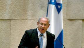 Benjamin Netanjahu (Foto)