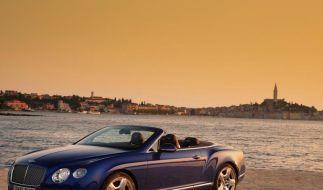 Bentleys Luxus-Cabrio GTC ab 202 371 Euro (Foto)