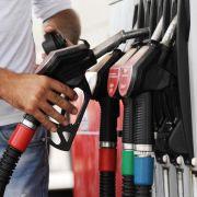 Benzin wird erneut billiger (Foto)