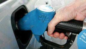 Benzinpreis gesunken (Foto)