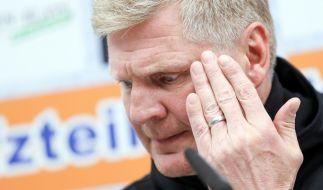 Bereits die neunte Niederlage fuhr der SC Paderborn in Folge am vergangenen Spieltag ein. (Foto)