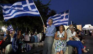 Bereits in Umfragen zeichnete sich ein Kopf-an-Kopf-Rennen zwischen der konservativen Nea Dimokratia (ND) und dem Bündnis der radikalen Linken (Syriza) ab. (Foto)