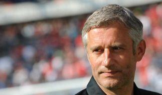 Bergmann neuer Trainer in Bochum - Vertrag bis 2013 (Foto)