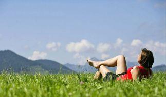 Bergwelt statt Burnout: Entspannt in der Zugspitzregion (Foto)