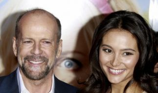 Bericht: Bruce Willis hat britisches Model geheiratet (Foto)