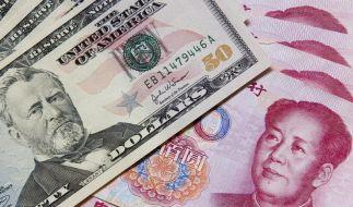 Bericht: China will Rolle des Yuan im Welthandel weiter ausbauen (Foto)
