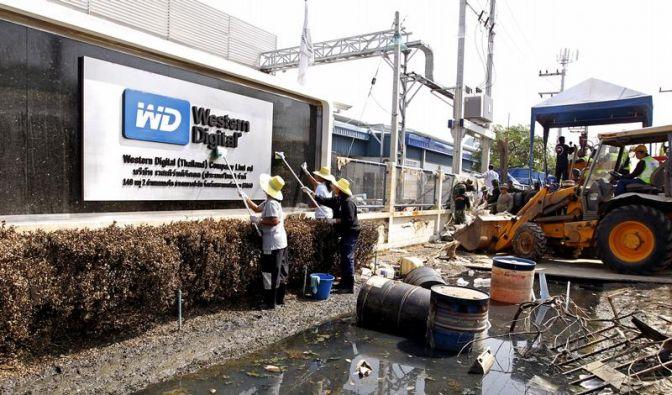 Bericht: Nach Thailand-Flut: Wasserpegel normal, Festplatten-Preise hoch (Foto)