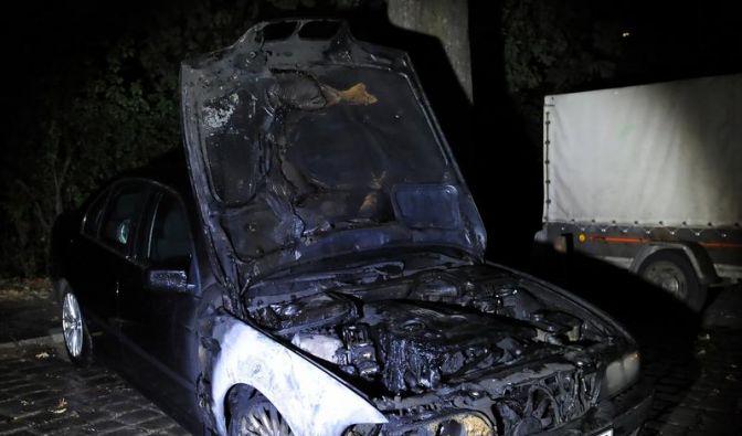 Berlin: Auto-Brandstiftungen im Viertelstundentakt (Foto)