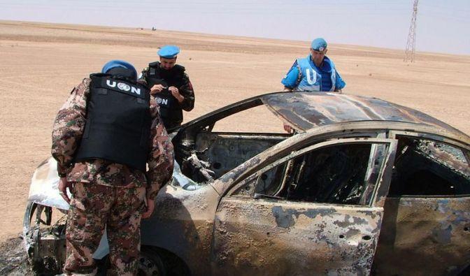 Berlin schickt nun doch Militärbeobachter nach Syrien (Foto)