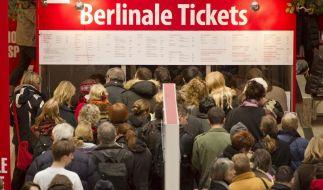 Berlinale-Rituale: Besuch, Schlangen, Fieber (Foto)