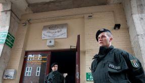 Berliner Polizei nimmt zwei Terrorverdächtige fest (Foto)