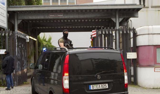 Berliner Terrorverdächtige als Islamisten eingestuft (Foto)