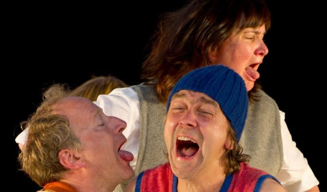 Berliner Theatertreffen eröffnet (Foto)