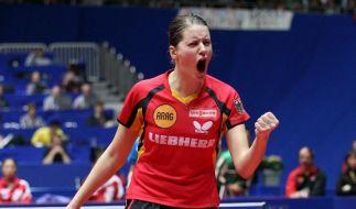 Berliner Tischtennis-Damen gewinnen Champions League (Foto)