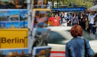 Berlins Ku'damm feiert 125. Geburtstag (Foto)