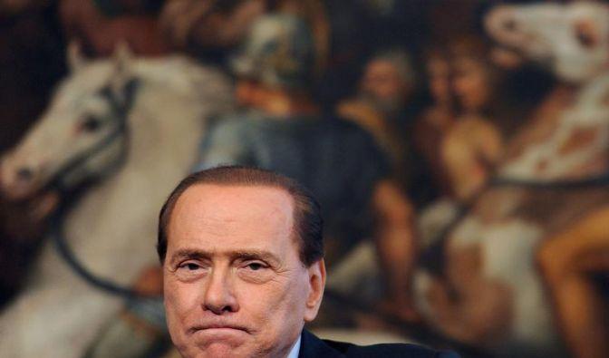 Berlusconi im Korruptionsprozess freigesprochen (Foto)