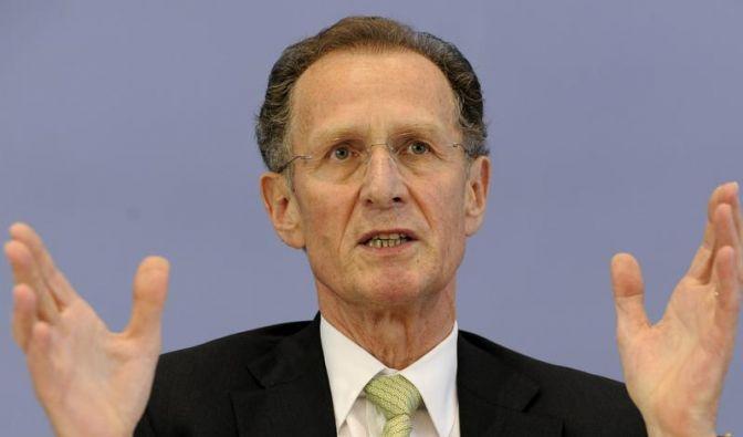 Bert Rürup zum Schlichter bei Lufthansa berufen (Foto)