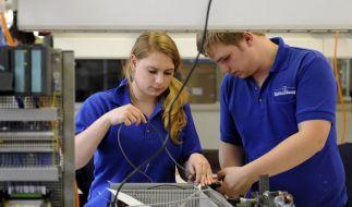 Berufsbildungsbericht: Mehr Chancen für Jugendliche (Foto)