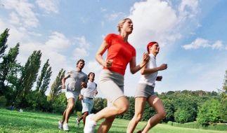 Besser Sport als Cremen: Gegen Cellulite hilft Bewegung (Foto)