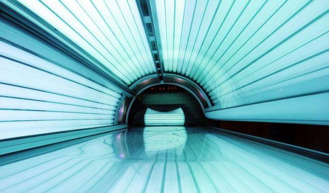 Besserer Schutz vor UV-Strahlen in Solarien (Foto)