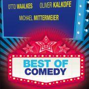 Das Buch Best Of Comedy vereint die Texte von 14 Humoristen.