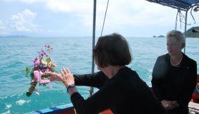 Bestattung in Thailand (Foto)