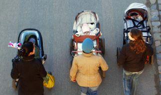Betreuungsgeld sorgt für Zoff in der Koalition (Foto)
