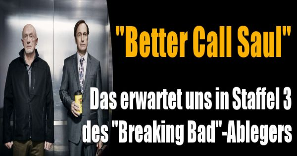 Quot Better Call Saul Quot Mit Jimmy Mcgill Das Passiert In