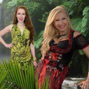 Bettina Wulff, Bachelor-Zicke Georgina Fleur oder Carmen Geiss - diese Damen würden das RTL-Dschungelcamp gehörig aufmischen.
