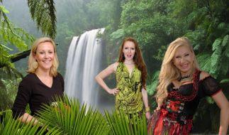 Bettina Wulff, Bachelor-Zicke Georgina Fleur oder Carmen Geiss - diese Damen würden das RTL-Dschungelcamp gehörig aufmischen. (Foto)