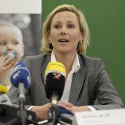 Bettina Wulff trat erstmals wieder öffentlich auf. Der Presse war sie nicht gerade wohl gesinnt.