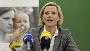 Bettina Wulff blafft Fotografen an (Foto)