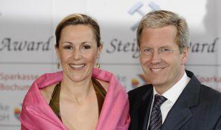 Bettina Wulff, zweite Ehefrau von Ministerpräsident Christian Wulff (CDU) könnte als «First Lady» in (Foto)