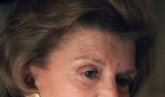Betty Ford ist tot (Foto)
