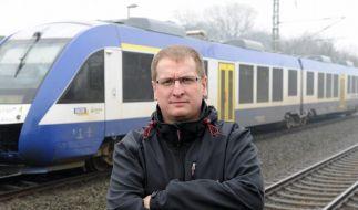 Bewegung im Tarifstreit: Lokführer verhandeln mit Bahn (Foto)