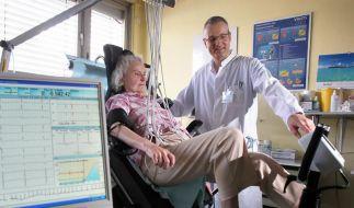 Bewegung statt Sofa - Ausdauersport hilft bei Herzschwäche (Foto)