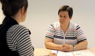 Bewerbungsgespräch (Foto)