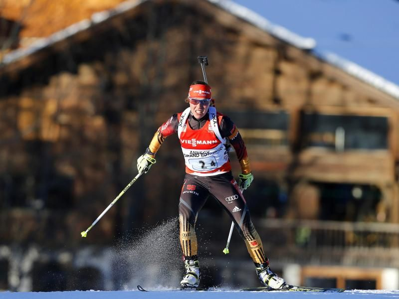 biathlon verfolgung damen