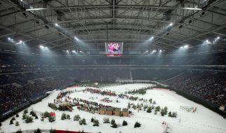 Biathlon im Frühling: Schalke-Show ohne Neuner (Foto)