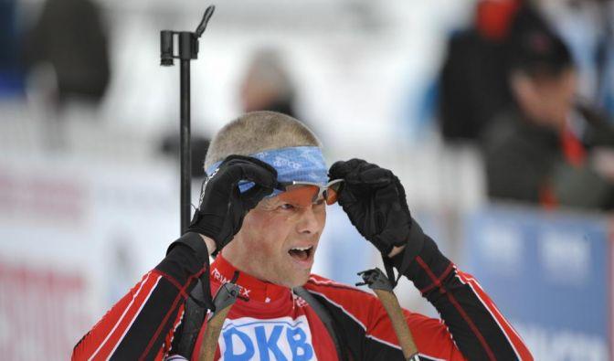 Biathlon-WM 2012: Das Exoten-Team aus Grönland (Foto)