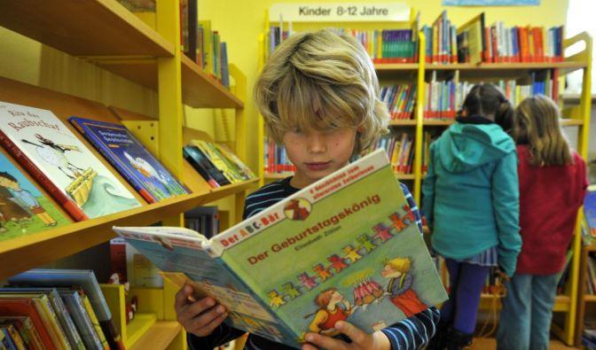 Bibliothek (Foto)