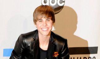 Bieber-Fieber bei den American Music Awards (Foto)