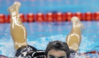 Biedermann & Phelps wollen Revanche - mit Thorpe? (Foto)