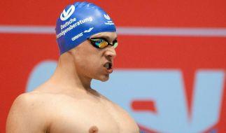 Biedermann locker ins Finale über 400 Meter Freistil (Foto)