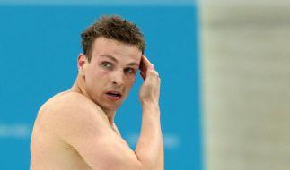 Biedermann verfehlt Medaille über 200 Meter Freistil (Foto)