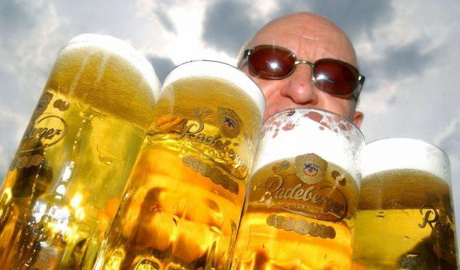 Bierdurst erneut gesunken - Alkoholfreies legt zu (Foto)